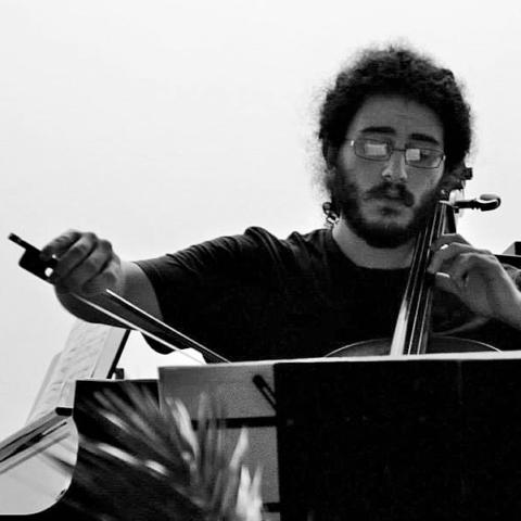 Gabriele Ferdeghini - Violoncello